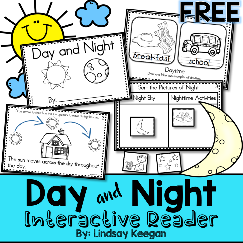 Free day and night interactive reader.